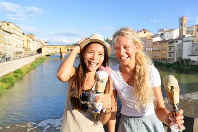 Dove mangiare gelato Firenze