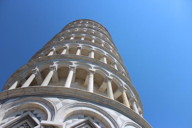 Dove dormire in un hotel economici vicino alla torre di Pisa