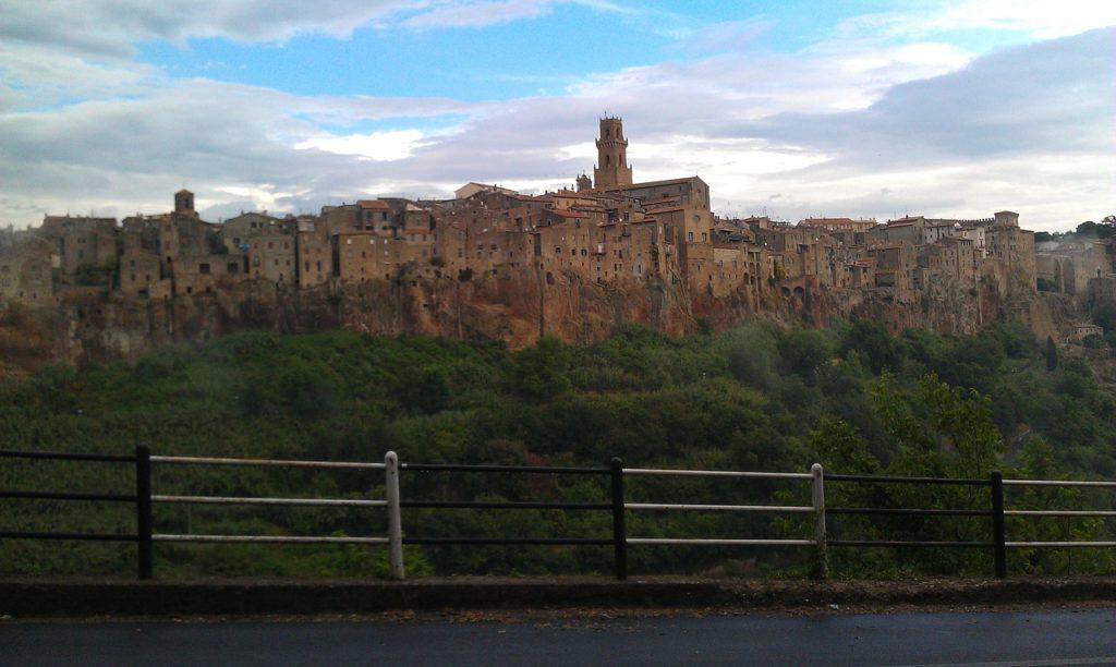 Borghi del tufo: Pitigliano