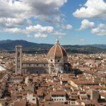 Vista dalla Torre di Arnolfo a Firenze