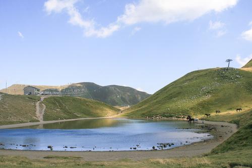 Laghi in Toscana - Lago Scaffaiolo: Tra Toscana e Bologna