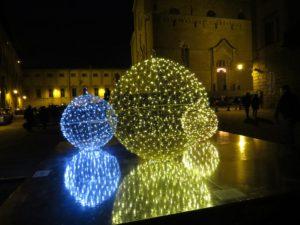Mercatino di Natale di Arezzo festa della luce