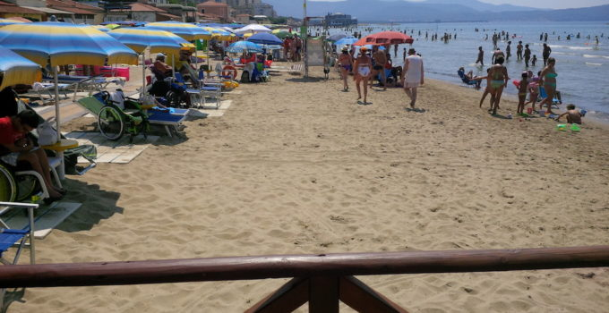Spiagge per persone diversamente abili – Spiagge accessibili in Toscana