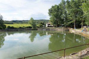 lago dei pioppi area barbecue