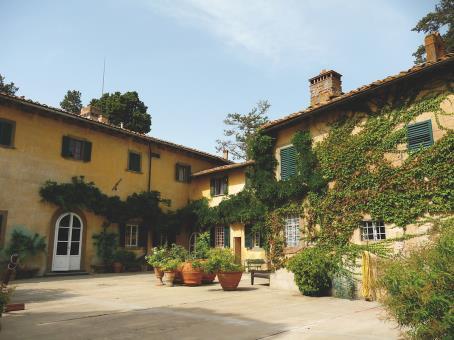 Case della Memoria: Castello Sonnino a Montespertoli