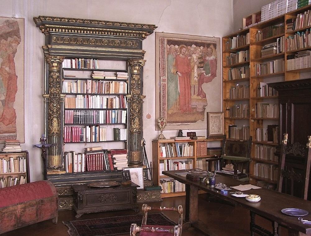 Case della Memoria: lo studio di Piero Bargellini a Firenze