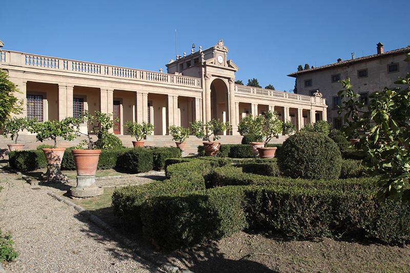 Case della Memoria: Villa Caruso Bellosguardo