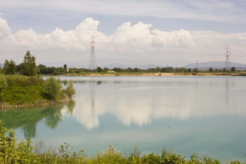 laghi balneabili il parco dei renai