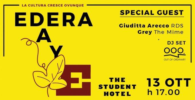 A Firenze arriva EderaDay per parlare di comunicazione e cultura con i ragazzi della rivista Edera