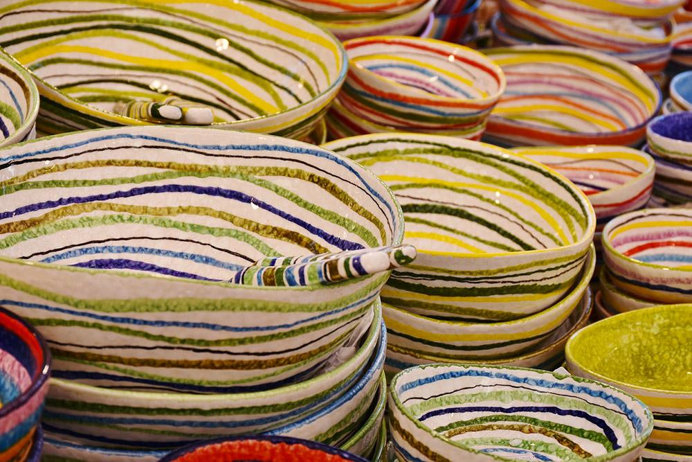 Alla Fiera della Ceramica novanta artisti esporranno le loro creazioni