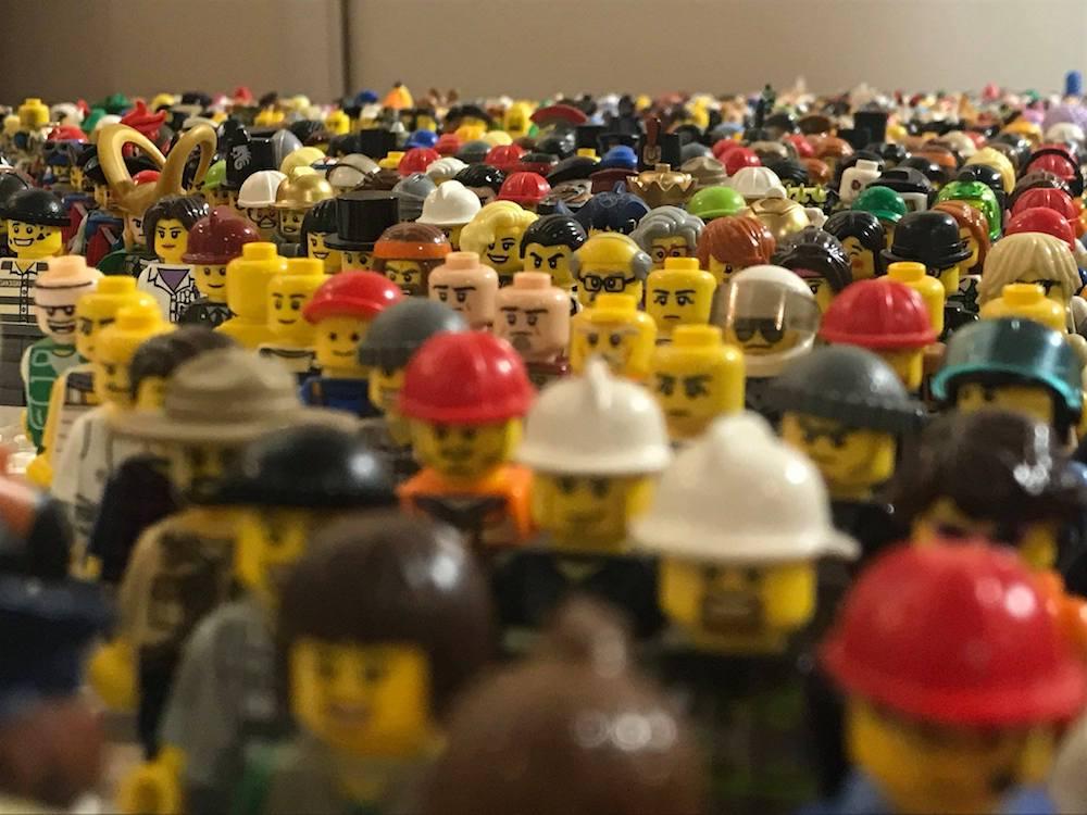 Tre giorni tra mattoncini colorati e personaggi Lego