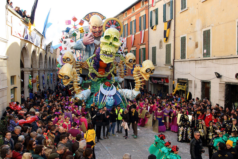 Carnevale di Foiano della Chiana-Nottambuli