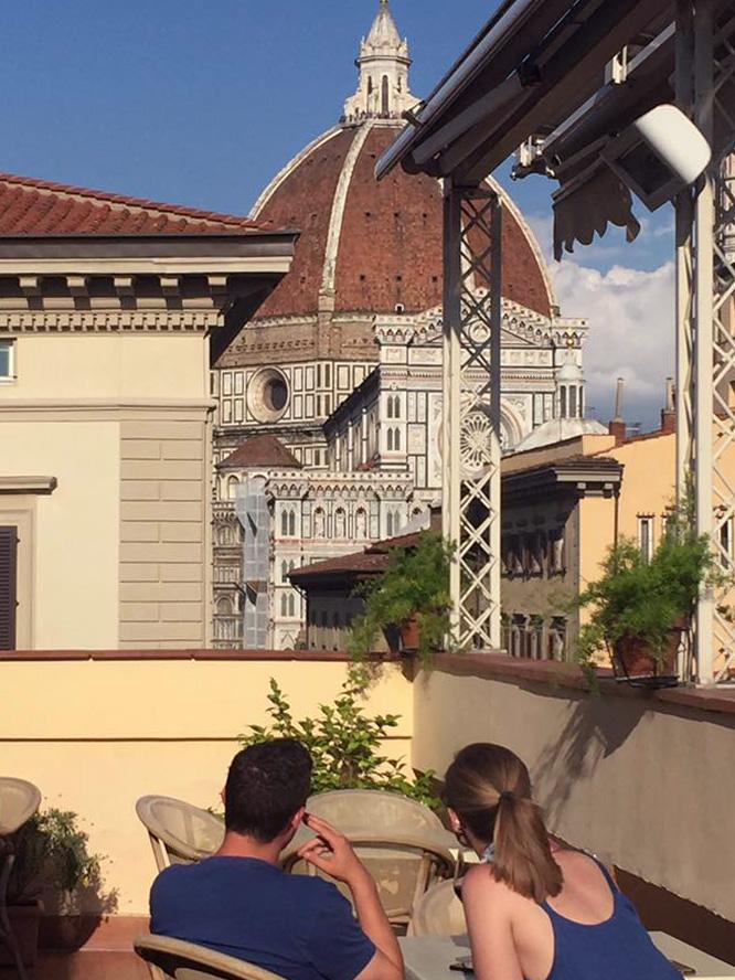 Terrazze Panoramiche A Firenze La Città Dalle Diverse