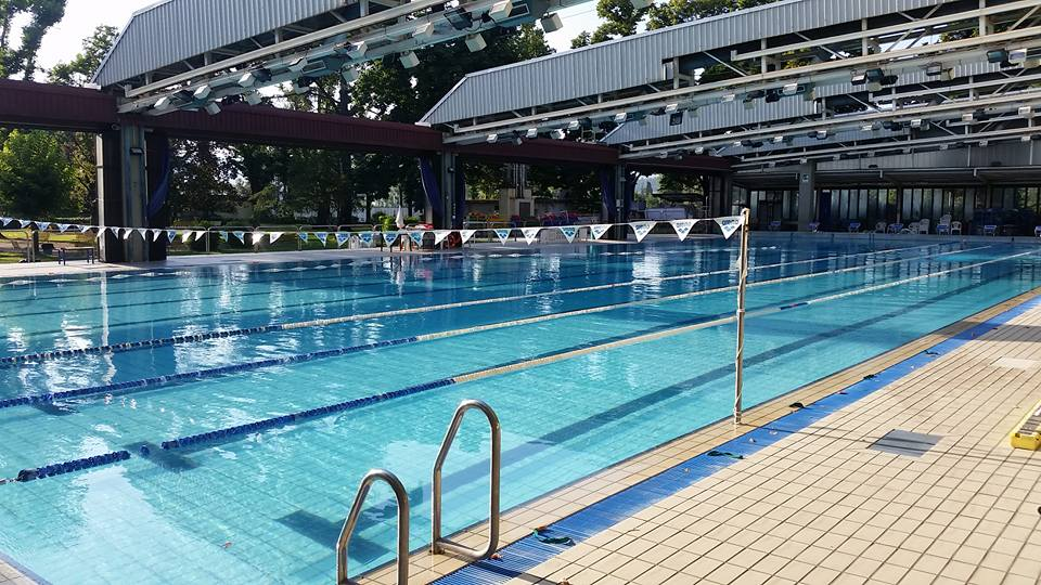 Piscine a Firenze: la piscina di Bellariva