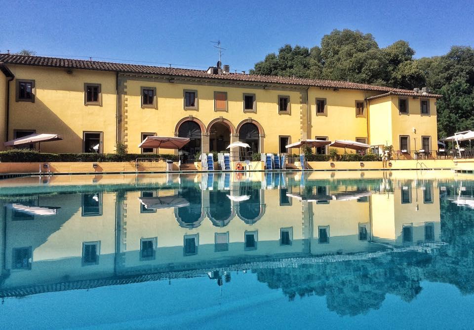 Piscine a Firenze: Le Pavoniere