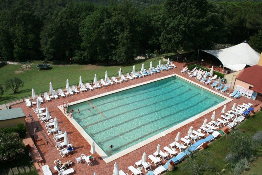 Piscine a Firenze: lo Sporting Club Ugolino