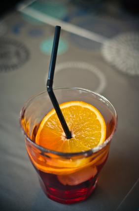 cocktail negroni tipico aperitivo a firenze