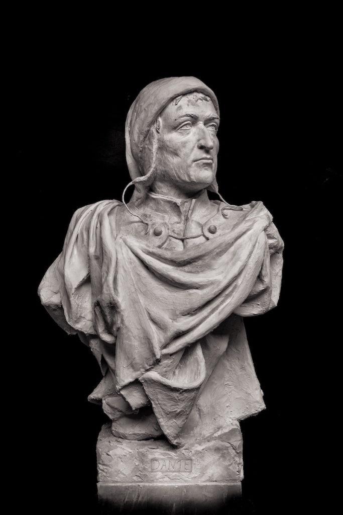 Dante scultura