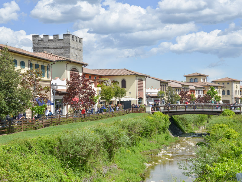 Outlet in Toscana: il Barberino Designer Outlet a Barberino di Mugello