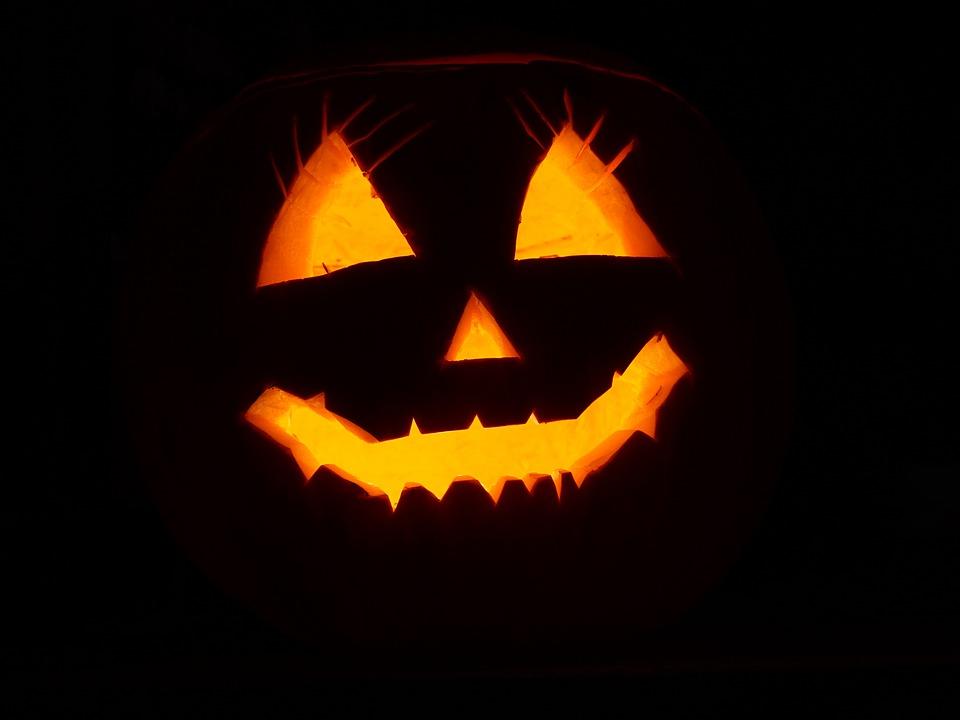 Halloween in Toscana zucca di halloween