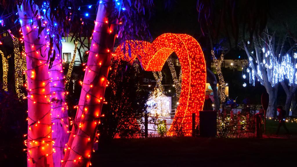 incantolandia scultura cuore