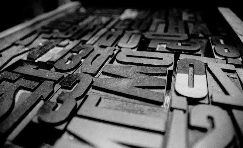 tipografia e stampanti