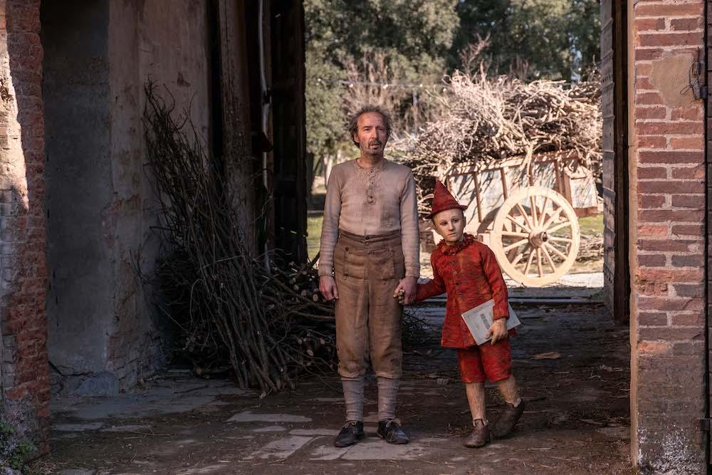 Pinocchio, la magia nei costumi del film di Garrone