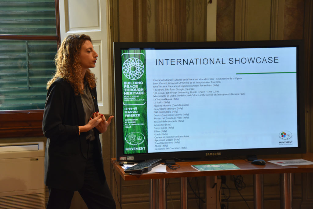 Fondazione international showcase