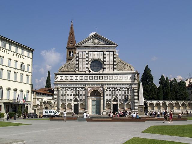 muoversi a Firenze, Santa Maria Novella