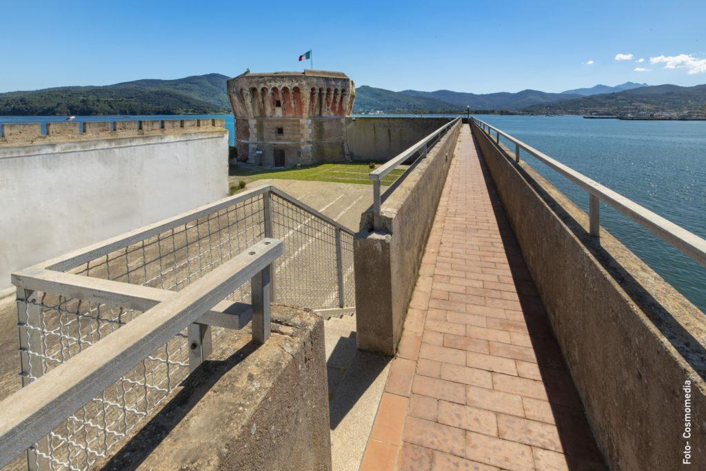 Torre della Linguella a Portoferraio